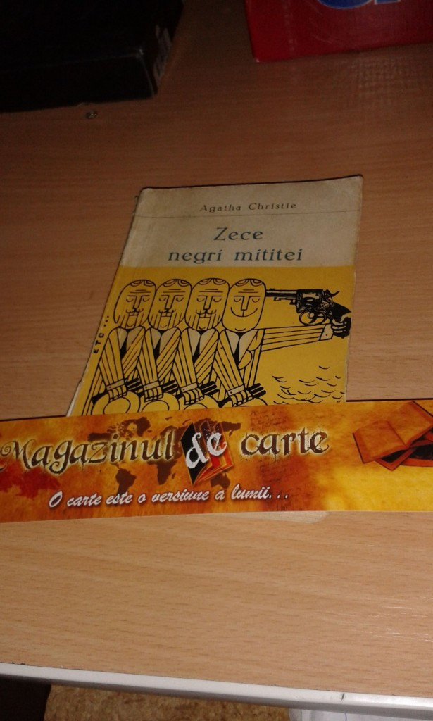zece negri mititei agatha christie