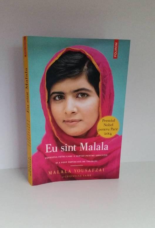 Recenzie Eu sunt Malala-Malala