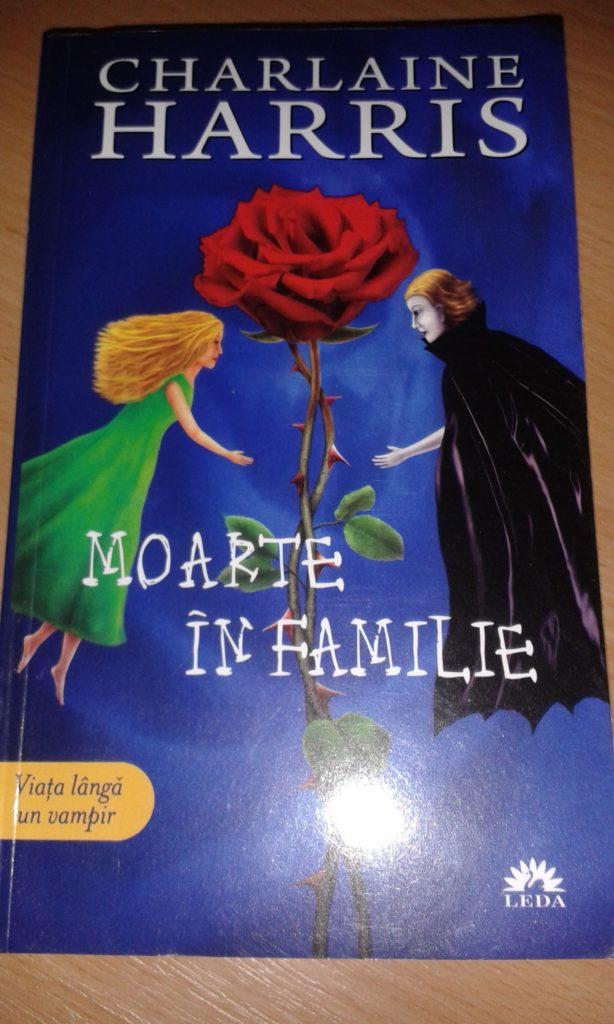 Charlaine Harris Moarte in Familie