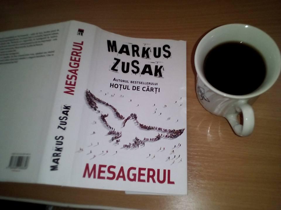 recenzie mesagerul de markus zusak
