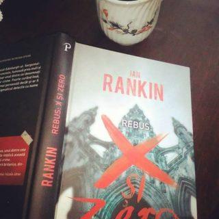 rebus x si 0, de Ian Rankin