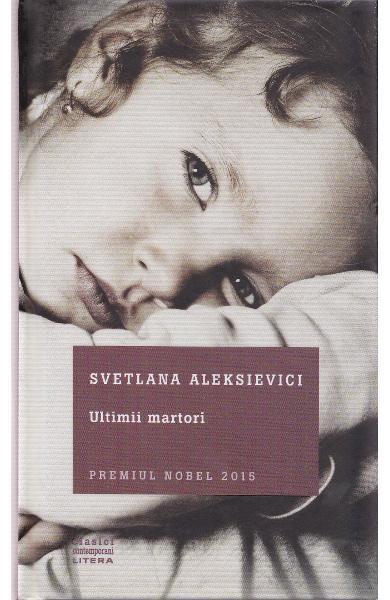 ultimii martori, de svetlana aleksievici